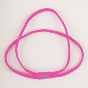 LULULEMON DANCE! Headband Paris Pink